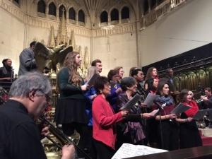 Aardvark Christmas Concert 2015